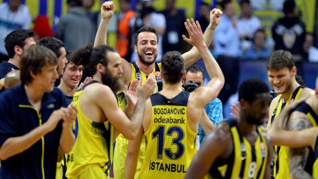 Fenerbahçe Avrupa finalinde