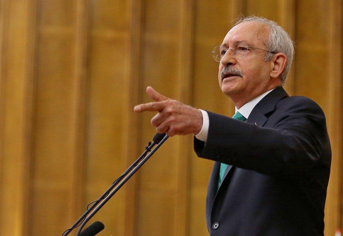 Kılıçdaroğlu HDP Eş Genel Başkanı ile görüşecek