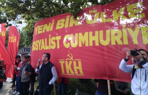 TKH MK üyesi Kurtuluş Kılçer: Türkiye'nin dört bir yanındaki 1 Mayıs'lar bu ülkenin boyun eğmediğini gösterdi