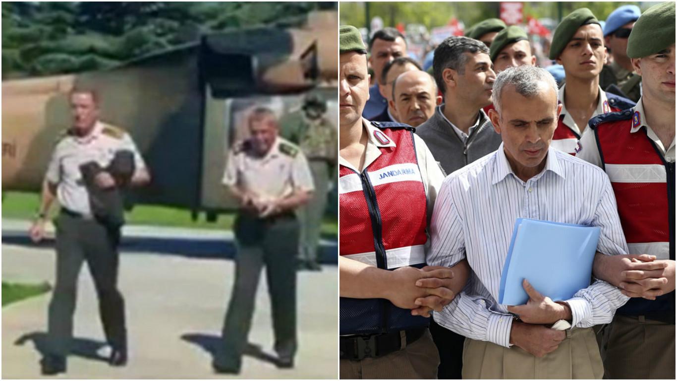 Tutuklu Mehmet Dişli: Hulusi Akar helikopterde 'Hazırlık yaptın mı? Ne yapacağız oraya gittiğimizde?' dedi