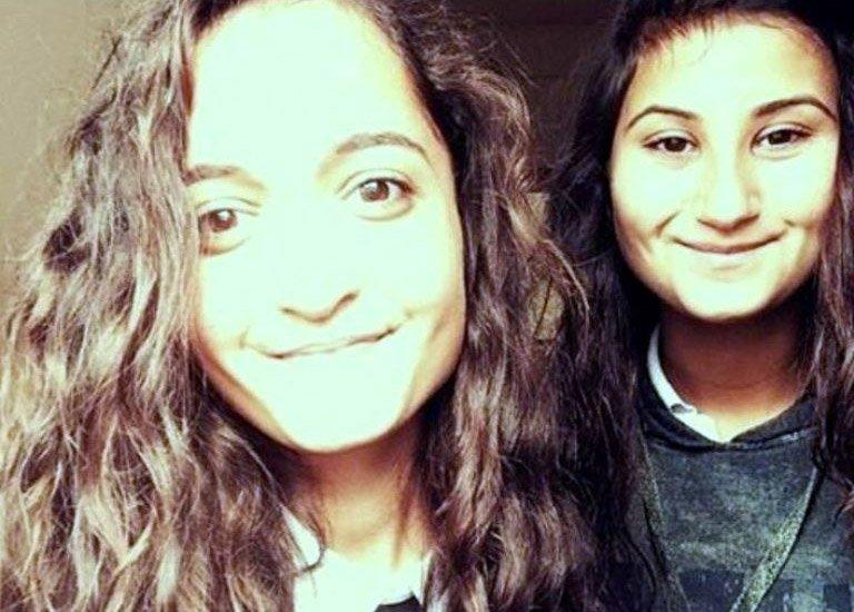 Liseli iki kız öğrenci, el ele uçurumdan atlayarak hayatına son verdi