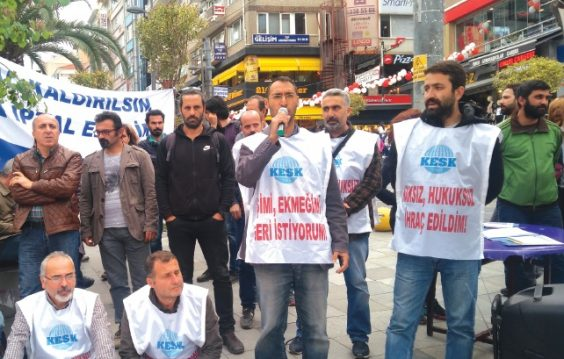 KHK mağduru Özgür Karadaş: Tüm KHK'lar iptal edilsin ve OHAL derhal kaldırılsın