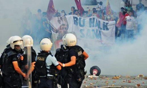 Gezi'de gaz fişeğiyle sakat bırakan polisleri soruşturma izni verildi