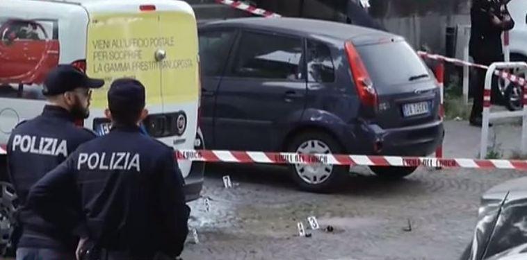 Roma'da BM binası yakınında patlama!