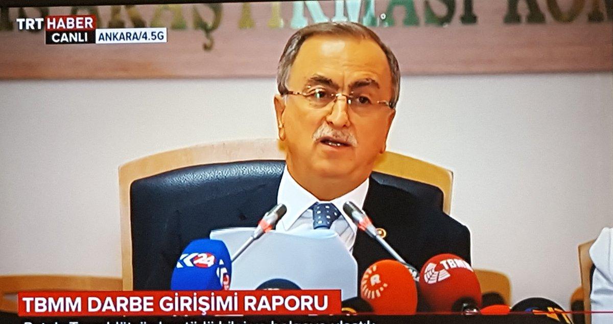 Darbe Komisyonu'nda AKP skandalı: Belgeleri gizlediler