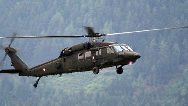Şırnak'ta askeri helikopter düştü: 13 rütbeli asker hayatını kaybetti