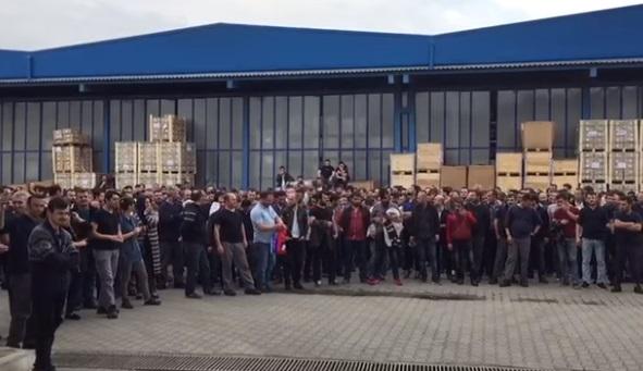 İşçilerden sarı sendika Türk Metal'e isyan