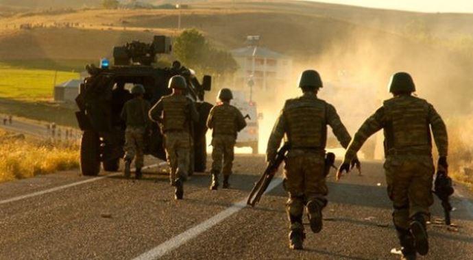 Tendürek kırsalında çatışma: 2 asker hayatını kaybetti, yaralılar var