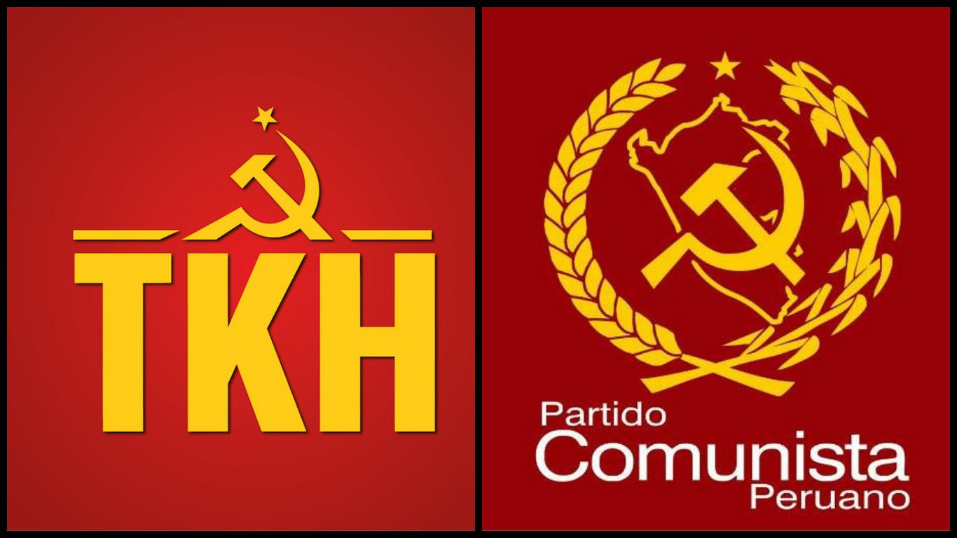 TKH'den Peru Komünist Partisi'ne dayanışma mesajı