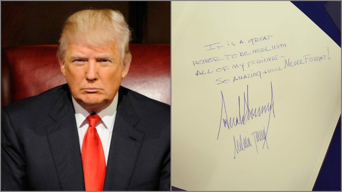 ABD Başkanı Trump'tan Yahudi Soykırımı ile ilgili dalga geçen not