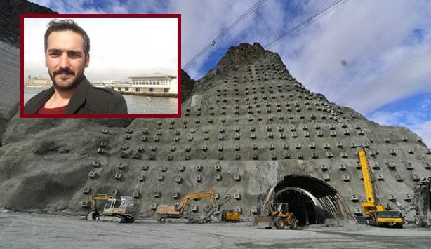 Baraj inşaatında iş cinayeti: 1 ölü, 3 yaralı!