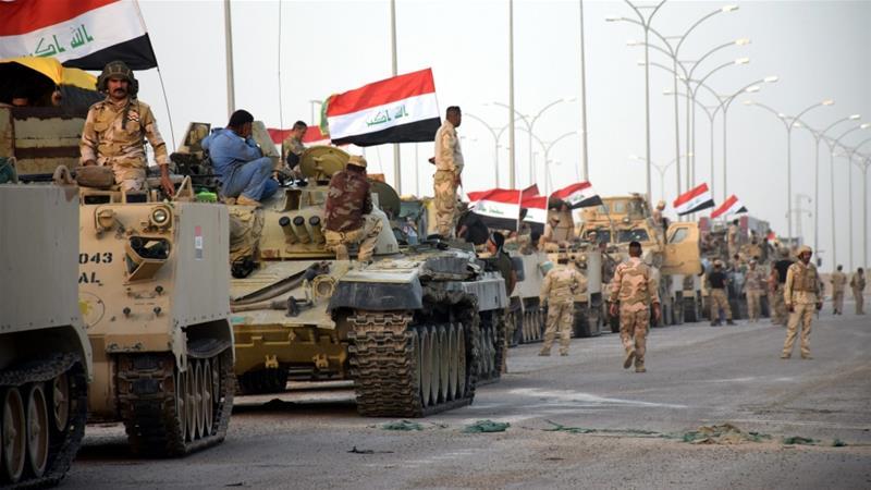 Savaşta sona doğru: Irak'ta operasyon başladı