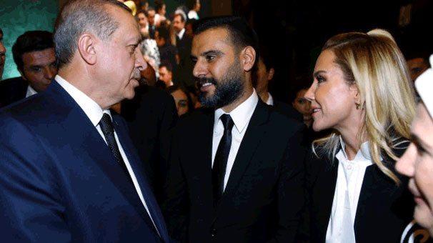 Erdoğan'ın ünlüsü ekmeğinin peşinde: Muhafazakar oteller çoğalmalı