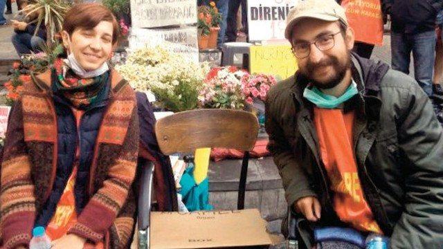 Ankara Barosu'ndan Nuriye Gülmen ve Semih Özakça açıklaması