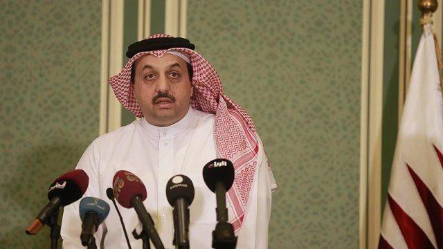 Katar Savunma Bakanı Ankara'da: Bu bir kansız savaş ilanı
