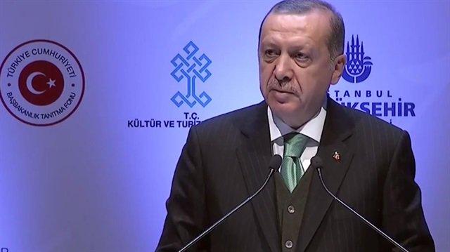 Erdoğan'dan tuhaf sözler: Peygamberimiz olmasa ne dünya ne de biz olacaktık