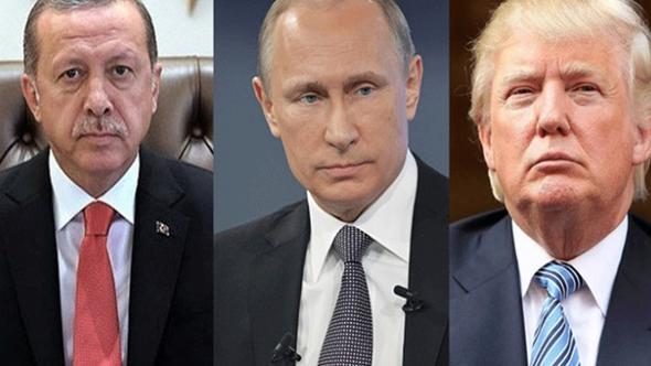 Erdoğan, Putin ve Trump'la görüştü: Kremlin ve Beyaz Saray'dan açıklama...