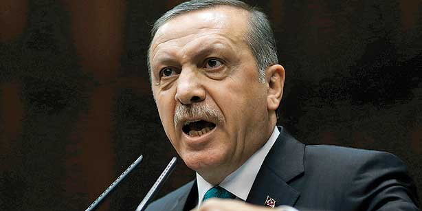 Erdoğan: Yeşillik arıyorsanız mezarlıkların olduğu yerde bulursunuz