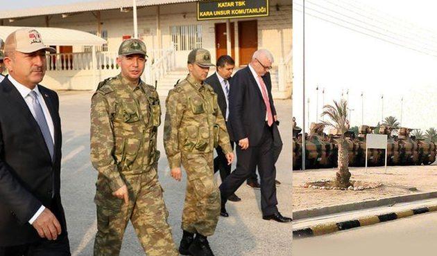 Körfez ülkelerinden Katar'a: Türkiye'nin askeri üssünü kapatın!