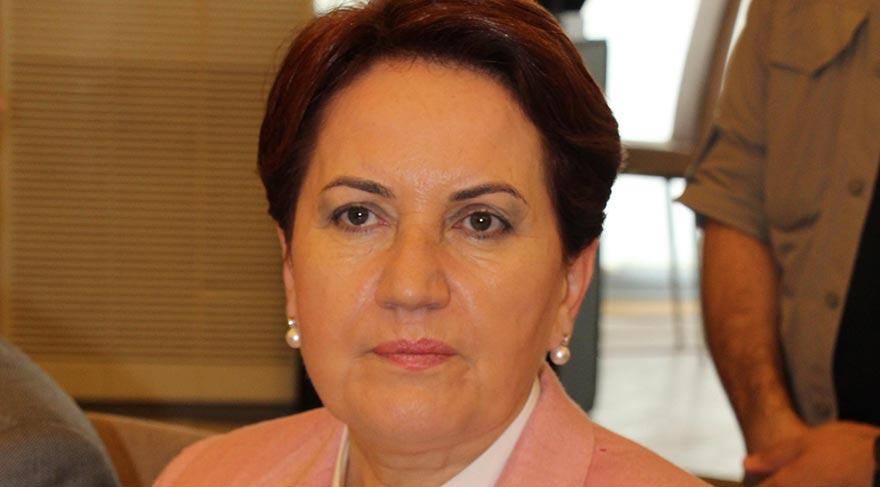 İptalin ardından Meral Akşener'den ilk açıklama