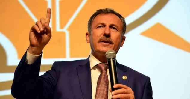 AKP'li vekil: Türkiye'de çok olağanüstü şartlar oluşur,  iç savaş çıkar, ordu gelir müdahale eder