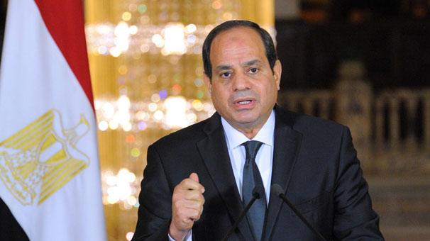 Sisi'den Körfez ülkelerine çağrı: Katar ambargosu Türkiye'ye de uygulansın