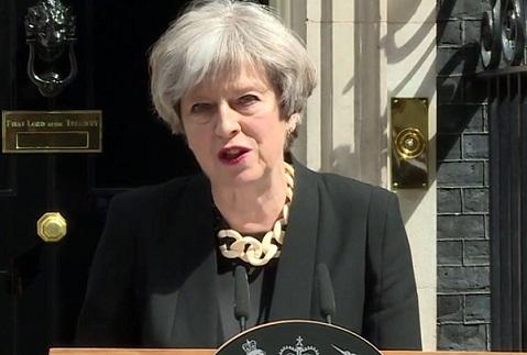 Theresa May yetkiyi aldı: Yeni hükümet Brexit'i yerine getirecek