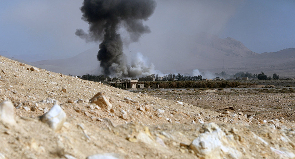 ÖSO: Yanlışlıkla ABD ordusunu vurduk