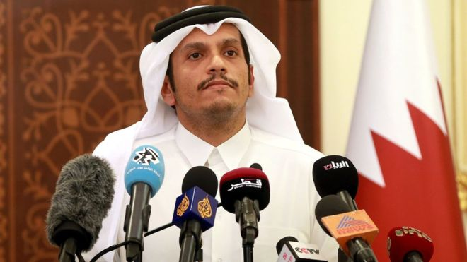 Katar: İngiltere'nin prensiplerine sahip çıkacağını umuyoruz