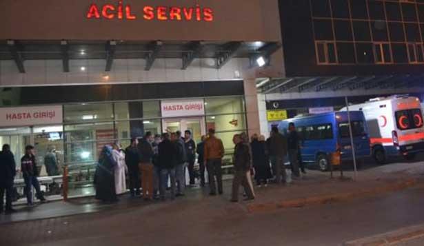 İzmir'de mahkumlar yemekten zehirlendi