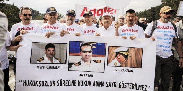 Adalet Yürüyüşü'nde 7'nci gün: Edirne'ye yürümek yönünde bir hazırlığımız yok