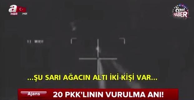 VİDEO | Bir AKP medyası rezilliği: 'Özel' diye verdikleri TSK haberi bilgisayar oyunu çıktı!