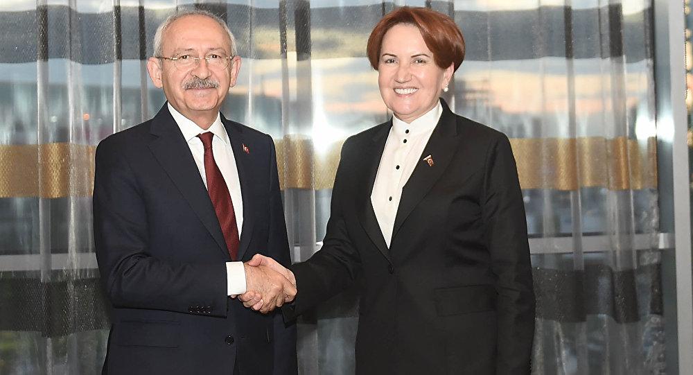 Akşener ve Kılıçdaroğlu'ndan ortak açıklama