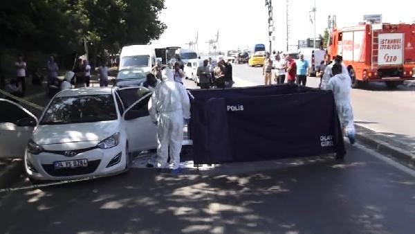 3 gündür kayıp olan genç Üsküdar'da otomobilde ölü bulundu