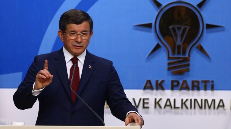 Davutoğlu: Partimize suikast virüsü bulaştı