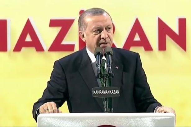 Erdoğan ABD'ye seslendi: Dost bildiklerimize sesleniyoruz...