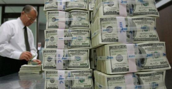 Türkiye'nin dış borcu 412 milyar dolarla 15 yılın zirvesine çıktı!