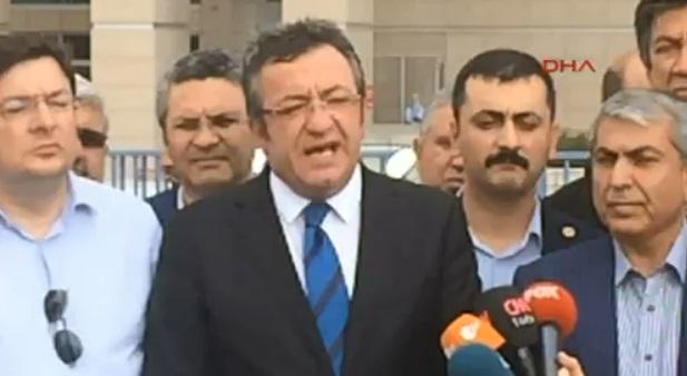 CHP'den açıklama: Gün gelecek Erdoğan bu dosyalarla uluslararası mahkemelerde yargılanacak
