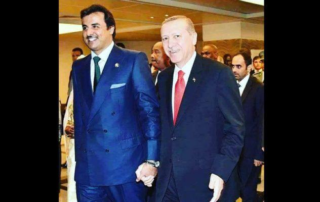 Erdoğan, Katar Emiri Şeyh Tamim ile görüşecek