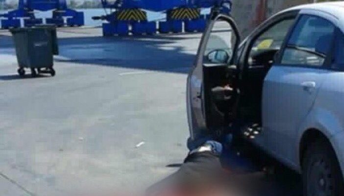 İzmir Limanı'nda iş cinayeti