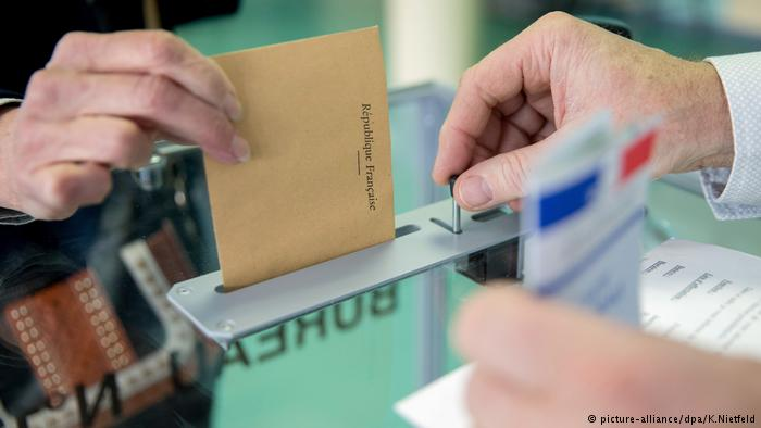 Fransa genel seçimlerinden ilk sonuçlar