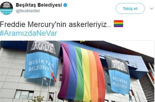 Akit yazarı değil CHP'li Meclis üyesi: Mübarek Kadir gecesi kaldırın bu paçavrayı