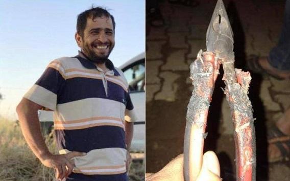 Urfa Hilvan'da iş cinayeti: Akıma kapılan işçi feci şekilde can verdi