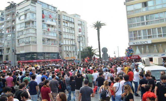 4 yıl sonra Gezi iddianamesi