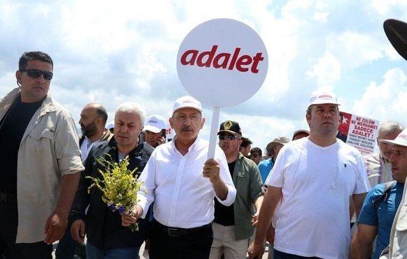 Kılıçdaroğlu'na hakaret ve tehdit iddiasıyla gözaltına alınan kişiyi savcılık serbest bıraktı