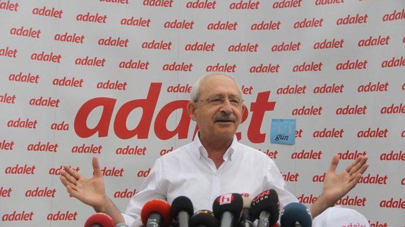 Kılıçdaroğlu: 'Rabia' yaparak bizi protesto edenleri yürekten selamlıyorum