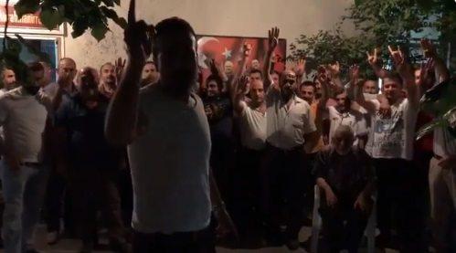 VİDEO | Kılıçdaroğlu ve yürüyüşçüleri ölümle tehdit ettiler: Reisin bir kelimesine bakıyoruz!