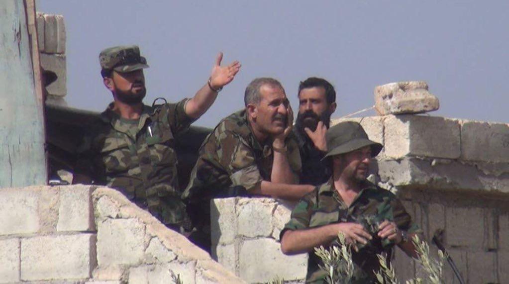 Suriye Ordusu adım adım Deyrezzor'a ilerliyor: Önemli bir ikmal yolu ele geçirildi