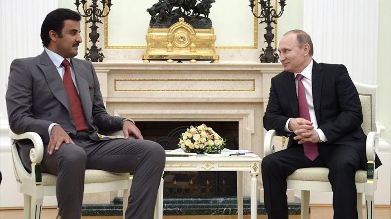 Rusya Katar'la ilgili iddiaları inceleyeceğini açıkladı