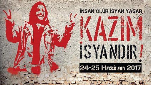Kazım Koyuncu Kadıköy'de anılacak